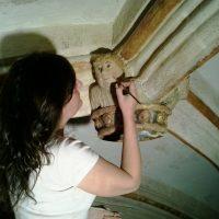 restauración de arte, restauraciones de arte, conservación de arte, conservaciones de arte, mural